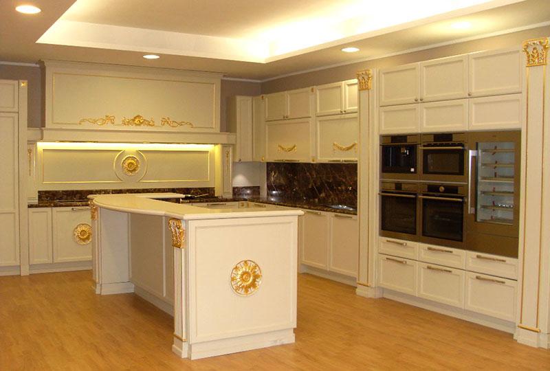 Cucina classica I - Cesano Maderno - Sala Cucine