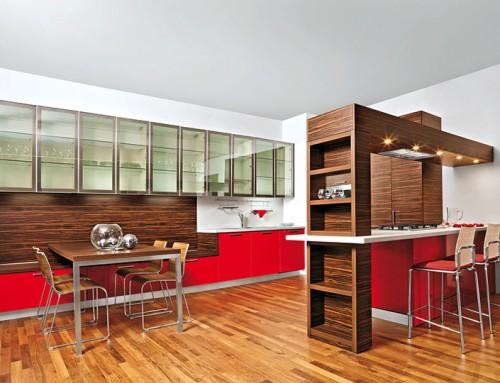 La cucina su misura per le vostre esigenze