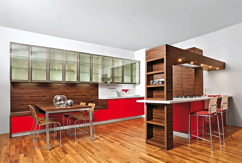 Cucina laminato C - Cesano Maderno - Sala Cucine
