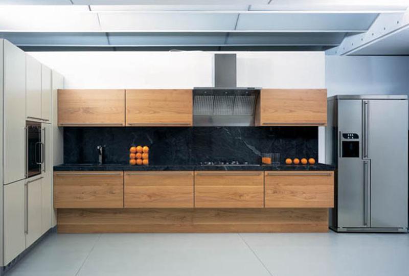 Cucine legno massello - Cesano Maderno - Sala Cucine