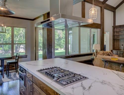Cucina in pietra naturale