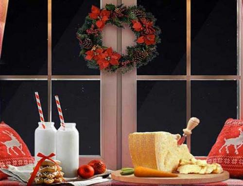 Come decorare la cucina per Natale