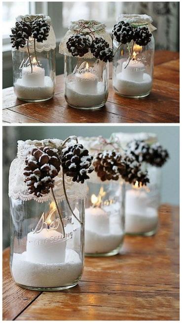 candele-decorazioni-Natale-cucina
