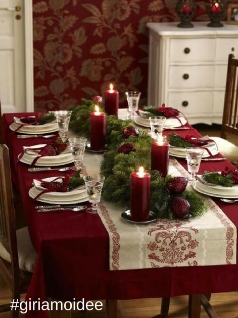 come-decorare-cucina-Natale