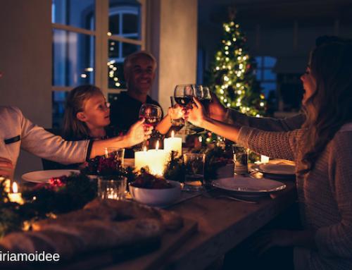 Consigli per addobbare la cucina a Natale