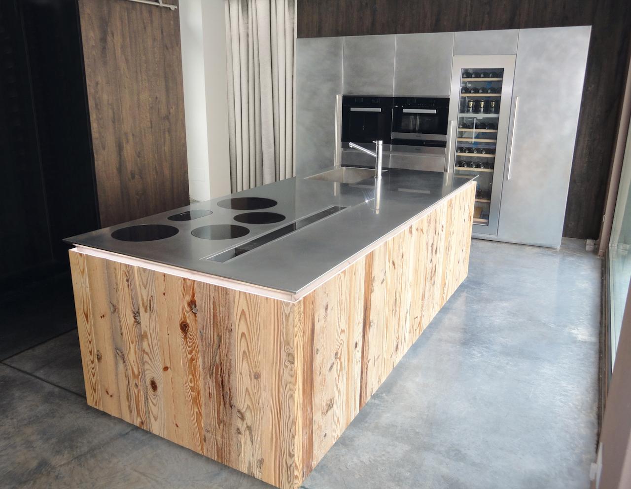 Sala Cucine Cucine Su Misura Cesano Maderno